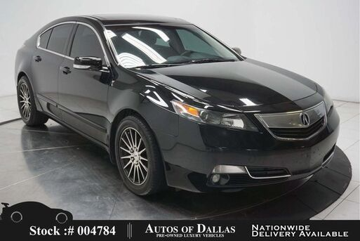 2014_Acura_TL_3.5 SUNROOF,HTD STS,17IN WHLS,SPOILER_ Plano TX