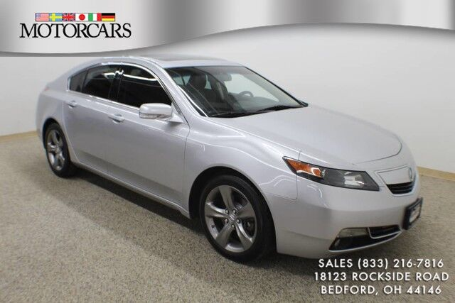 2014 Acura TL AWD Bedford OH