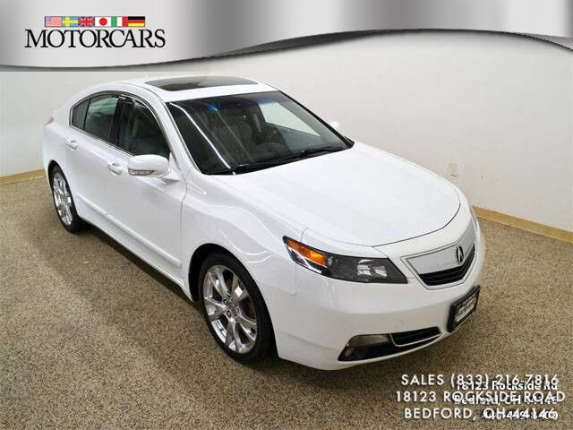 2014 Acura TL Advance Bedford OH