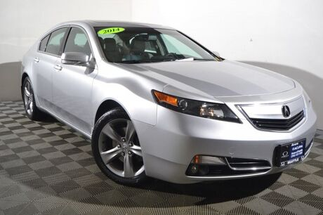 2014 Acura TL SH-AWD w/Technology Package Seattle WA