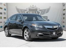 Acura TL TECH PKG NAVIGATION BACKUP CAMERA SUNROOF LEATHER 2014