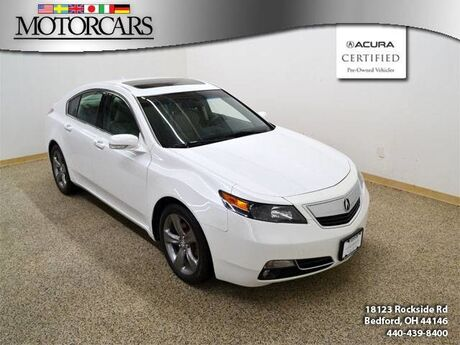 2014 Acura TL Tech Bedford OH