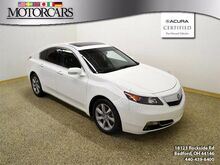 2014_Acura_TL_Tech Navigation_ Bedford OH