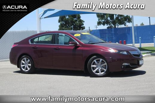 2014 Acura TL Technology Package Bakersfield CA