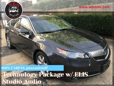 2014_Acura_TL_w/ Technology Package_ Arlington VA