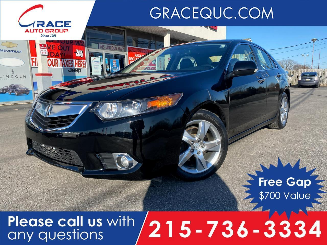 2014 Acura TSX 5-Spd AT Morrisville PA