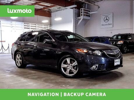 2014 Acura TSX Sport Wagon Tech Pkg Navigation Heated Seats Back-Up Camera Portland OR