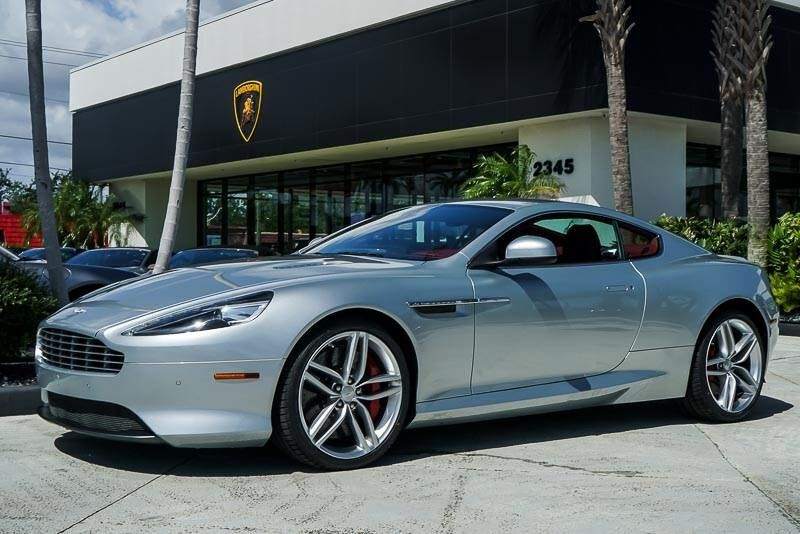Used Aston Martin DB Palm Beach FL - Aston martin db9 pre owned