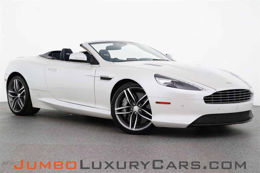2014 Aston Martin DB9 Volante Hollywood FL