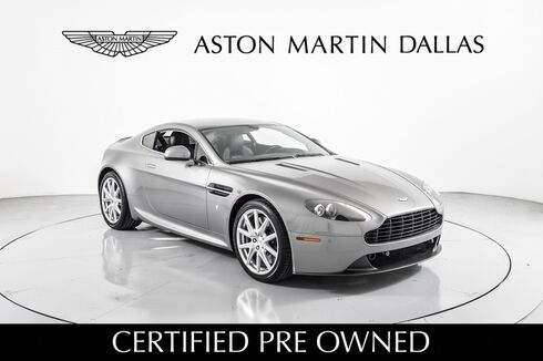 2014_Aston Martin_V8 Vantage_MANUAL_ Dallas TX