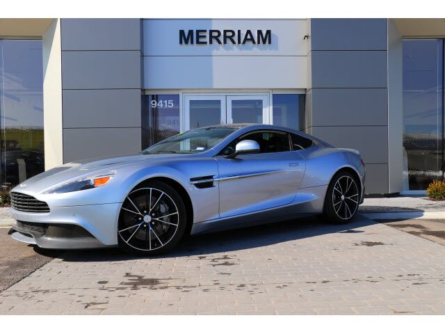 2014 Aston Martin Vanquish Centenary Edition Merriam KS