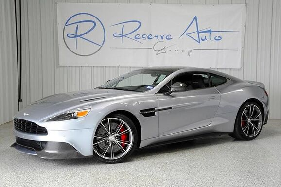 2014_Aston Martin_Vanquish_Skyfall Carbon Edition_ The Colony TX