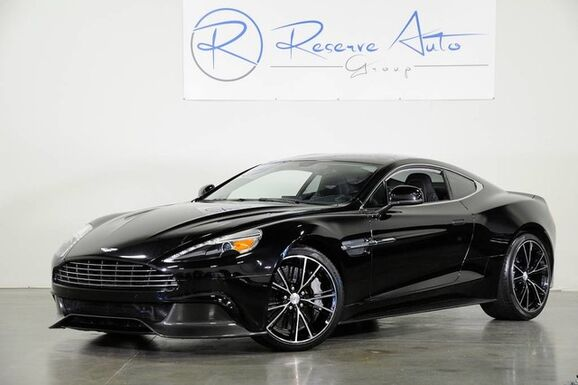2014_Aston Martin_Vanquish_We Finance_ The Colony TX