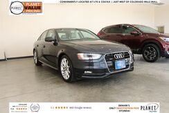 2014 Audi A4 2.0T Premium Plus Golden CO