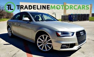 2014_Audi_A4_Premium NAVIGATION, BLUETOOTH, SUNROOF, AND MUCH MORE!!!_ CARROLLTON TX