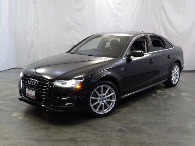 2014 Audi A4 Premium Plus Quattro AWD Addison IL