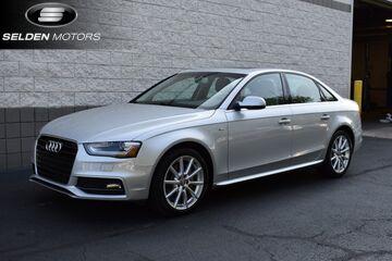 2014_Audi_A4_Premium Plus Quattro_ Willow Grove PA