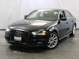 2014_Audi_A4_Premium Plus S-Line / 2.0L Engine / AWD Quattro / Sunroof / Navi_ Addison IL