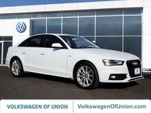 2014_Audi_A4_Premium Plus_ Union NJ