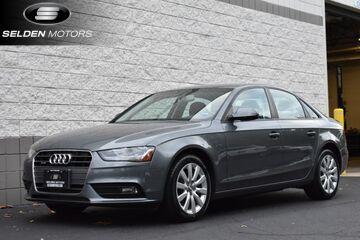 2014_Audi_A4_Premium Quattro_ Willow Grove PA