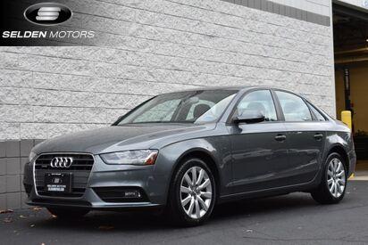 2014 Audi A4 Premium Quattro
