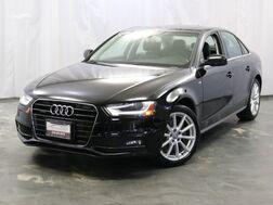 2014_Audi_A4_S-Line Premium Plus / 2.0L Engine / AWD Quattro / Sunroof / Navigation / Push Start / Bang & Olufsen / Bluetooth / Hated Seats / Backup Camera_ Addison IL