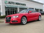 2014 Audi A5 Cabriolet 2.0T *Premium Plus Package, Bang & OLUFSEN Sound System, AUDI MMI Navigation Plus Package*