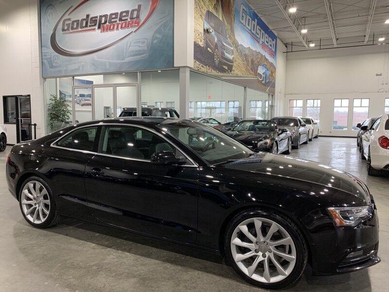 2014_Audi_A5_Premium Plus_ Charlotte NC