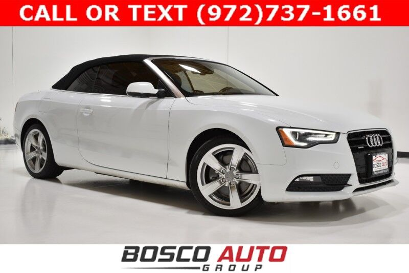 2014 Audi A5 Premium Plus Flower Mound TX