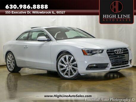 2014_Audi_A5_Premium Plus_ Willowbrook IL
