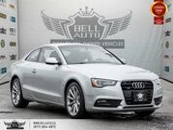 2014 Audi A5 Progressiv, NAVI, SUNROOF, LEATHER, BLUETOOTH, A/C, HEATED SEATS Toronto ON