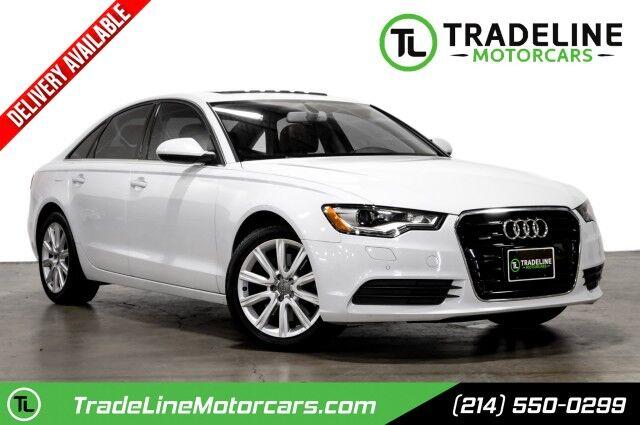 2014 Audi A6 2.0T Premium Plus CARROLLTON TX