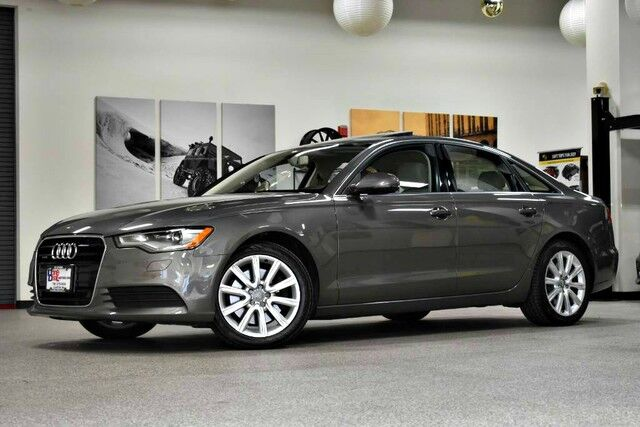 2014 Audi A6 2.0T Premium Plus Boston MA