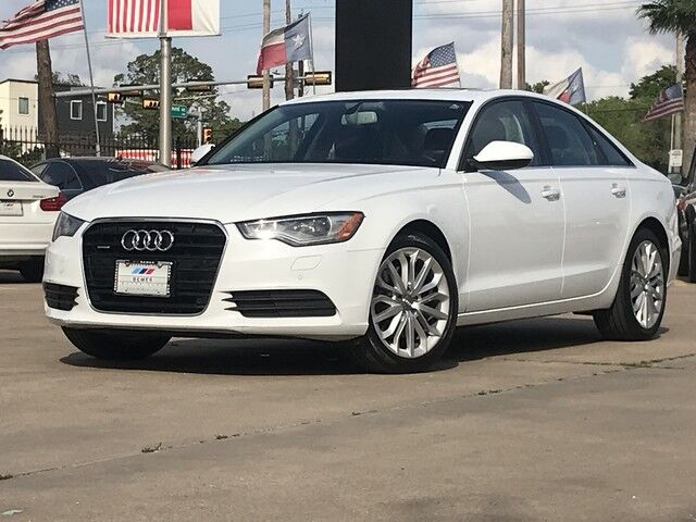 2014_Audi_A6_2.0T Premium Plus_ Houston TX