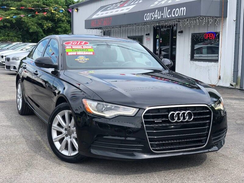 Knoxville Used Cars >> 2014 Audi A6 2 0t Premium Plus