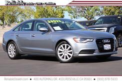 2014_Audi_A6_2.0T Premium Plus_ Roseville CA