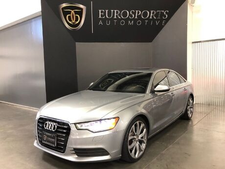 2014 Audi A6 2.0T Premium Plus Salt Lake City UT