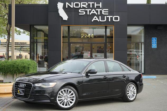 2014_Audi_A6_2.0T Premium Plus_ Walnut Creek CA