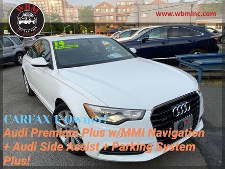 2014_Audi_A6_2.0T Premium Plus quattro_ Arlington VA