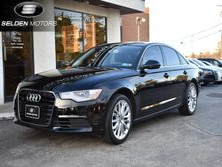 Audi A6 2.0T Premium Quattro 2014