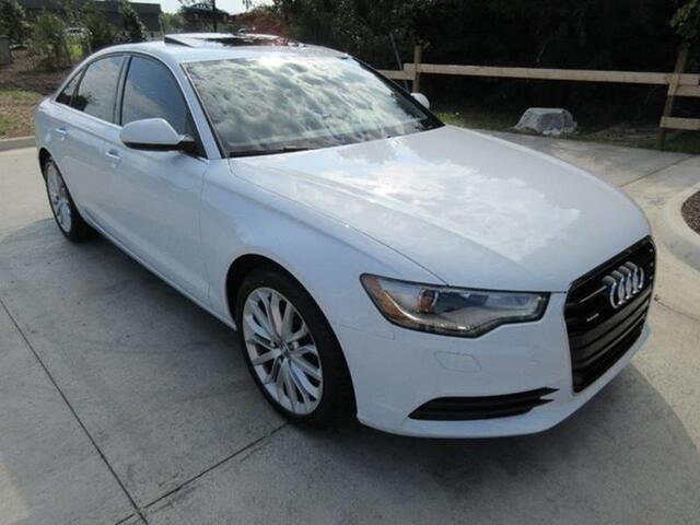 2014 Audi A6 2.0T quattro Premium Plus AWD 4dr Sedan Chantilly VA