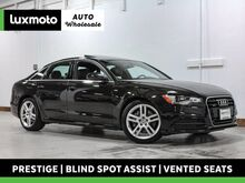 2014_Audi_A6_3.0L TDI Prestige Vented Seats Blind Spot Assist_ Portland OR