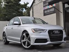 Audi A6 3.0L TDI Prestige3.0T/Quattro/Rare Diesel/ 38 MPG/S Line/Navigation Plus, Front Seat Ventilation, 4 Zone Climate/Driver Assistance Pkg w/ Adaptive Cruise, Pre-Sense, Active Lane Assist, Top View Camera 2014