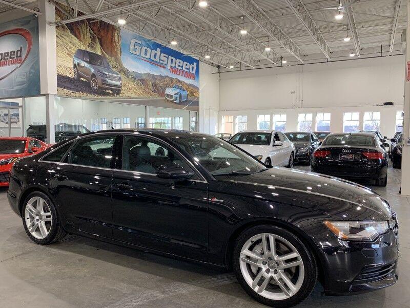 2014_Audi_A6_3.0T Premium Plus 59K MSRP_ Charlotte NC