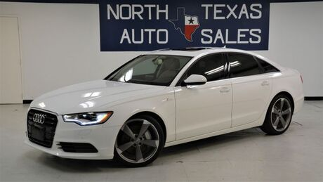 2014 Audi A6 3.0T Premium Plus Dallas TX