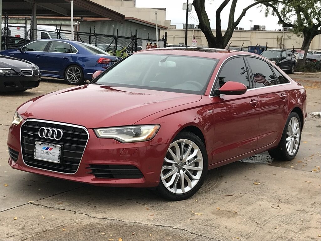 2014_Audi_A6_3.0T Premium Plus_ Houston TX