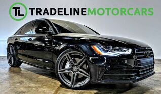 2014_Audi_A6_3.0T Prestige NAVIGATION, REAR VIEW CAMERA, HEATED SEATS AND MUCH MORE!!!_ CARROLLTON TX