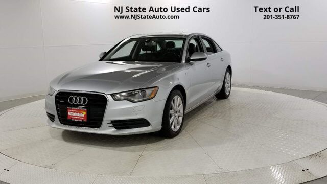 2014 Audi A6 4dr Sedan quattro 3.0T Premium Plus Jersey City NJ