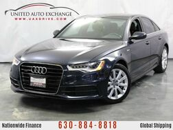 2014_Audi_A6_Prestige / 3.0T V6 Engine / Sunroof / Bluetooth / Navigation / R_ Addison IL