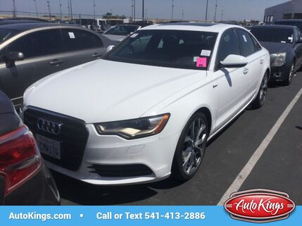 2014_Audi_A6_Quattro 3.0T Premium Plus_ Bend OR